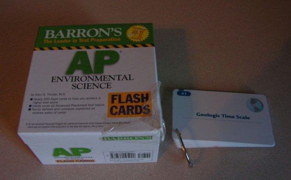 Barron s AP Environmental
