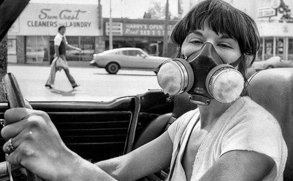LA smog siege, 1979