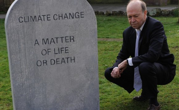 James Hansen says