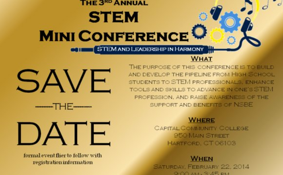 3rd Annual STEM Mini