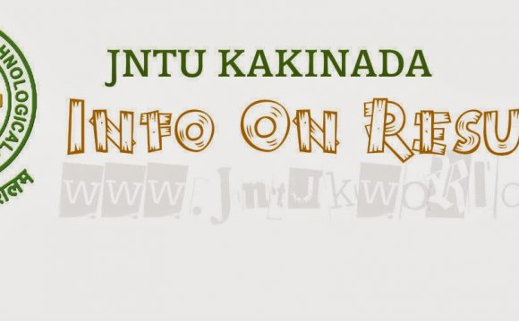 JNTU Kakinada - JNTU Kakinada