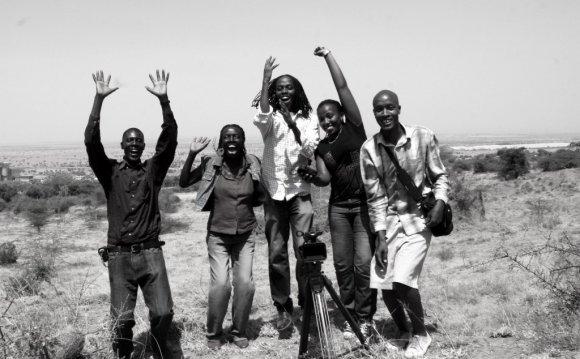 PSM Team Kenya on their first