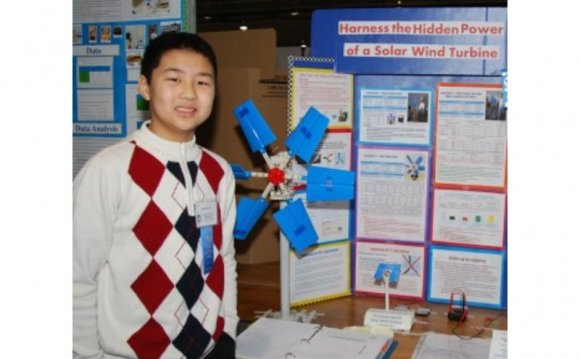 For CT Science Fair