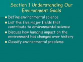 Environmental Sciences journals List