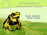 What are the importance of Environmental Science?