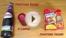 Blowing Around Corners | Science Experiment for Kids !!