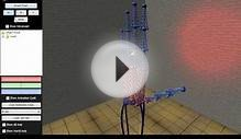 Computer Science Assignment - JOGL Graphics Robot Hand