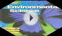 Download Holt Environmental Science Student Edition 2008 pdf