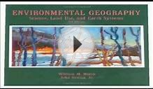 Environmental Geography Science, Land Use, and Earth