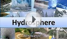 Hydrosphere | Environmental Science Video