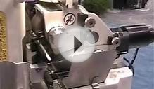 Infeed Centerless Grinder Great for a Job Shop Environment.wmv