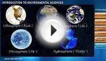 Introduction to Environmental Science | EVS
