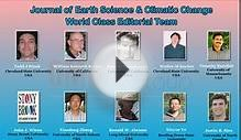 Journal of Earth Science & Climatic Change | OMICS