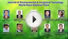 Journal of Environmental & Analytical Toxicology | OMICS