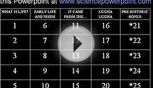 Life Topics Science Quiz Game II with Answers - Download