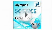 Online science olympiad Practice book fifth class