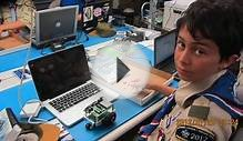 Robotics Merit Badge, Fritz Mora