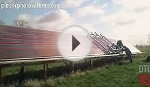Scientists 3D Print New Solar Panels Which Work Best When